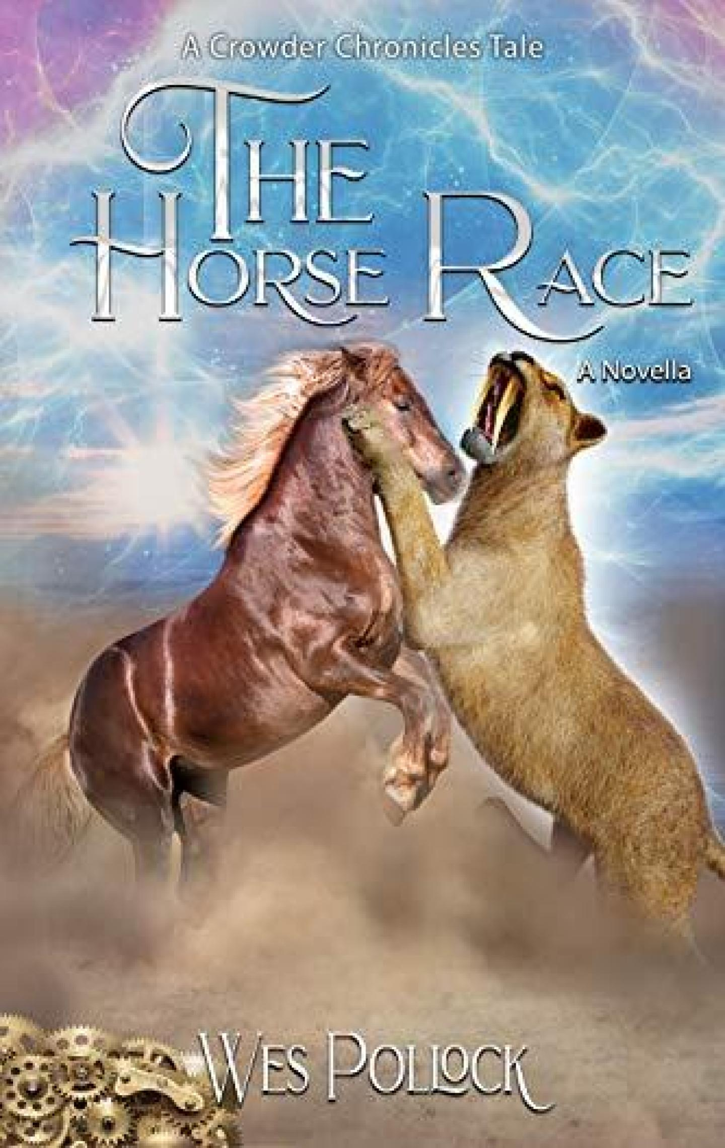 The Horse Race (The Crowder Chronicles)